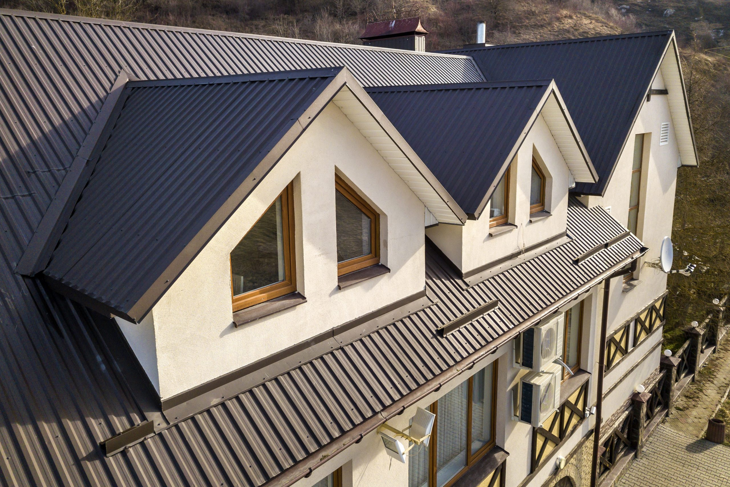 Rush NY Commercial Roofing Systems